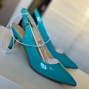 Liz Claiborne Turquoise shoes